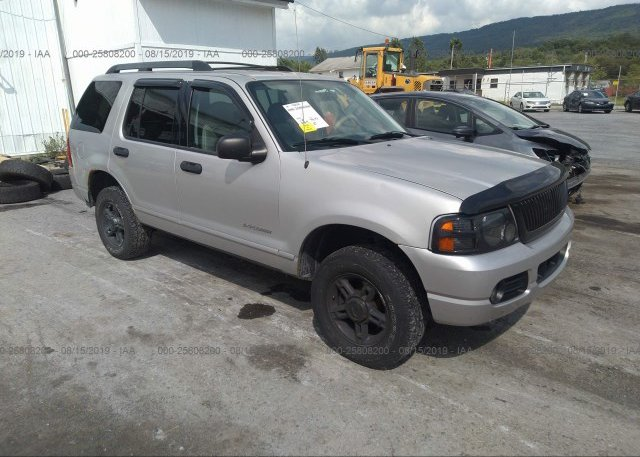 Inventory #752964663 2005 FORD EXPLORER
