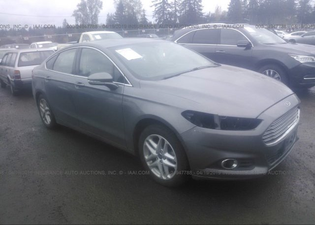 Inventory #921823977 2014 FORD FUSION