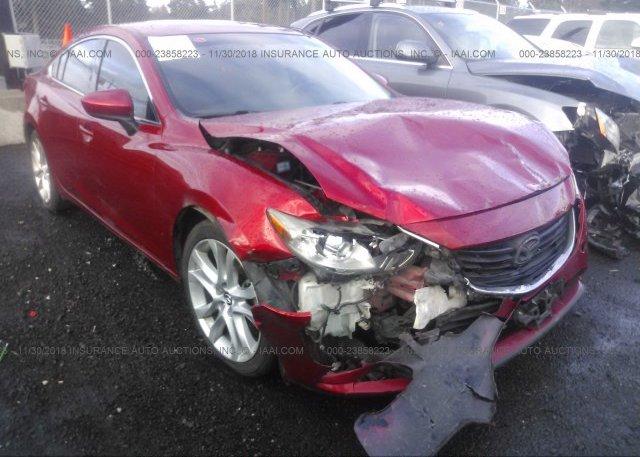 Inventory #936983871 2015 Mazda 6