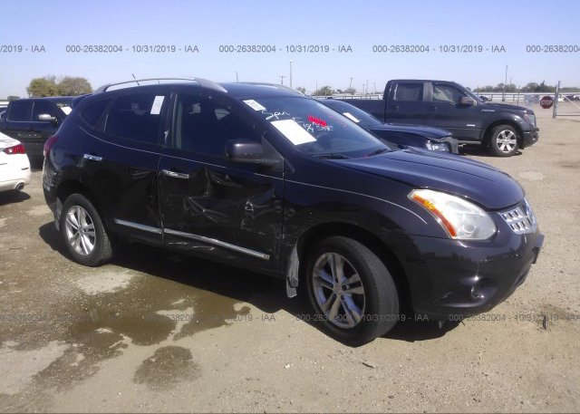 Inventory #936019137 2012 Nissan ROGUE