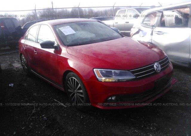 Inventory #170432328 2015 Volkswagen JETTA