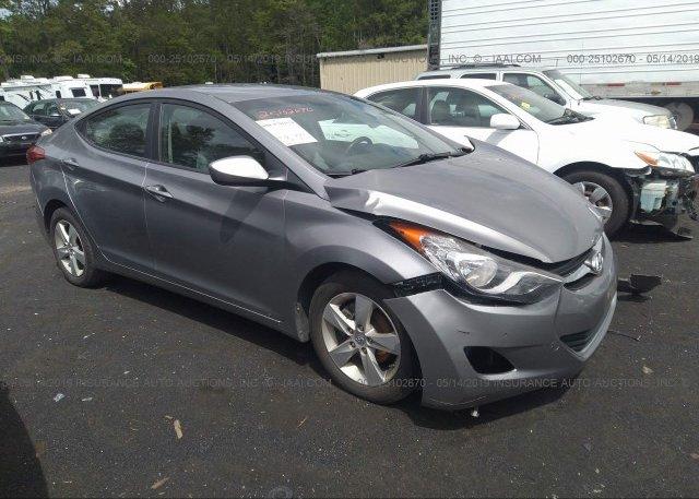 Inventory #410017034 2012 Hyundai ELANTRA