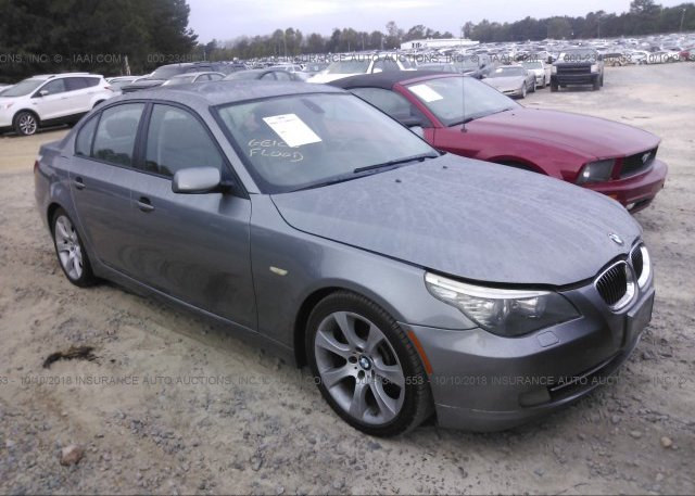 Inventory #524224302 2009 BMW 535