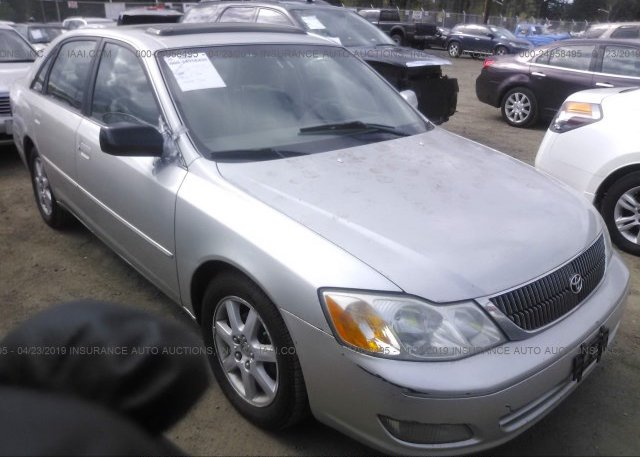 Inventory #440137601 2002 Toyota AVALON