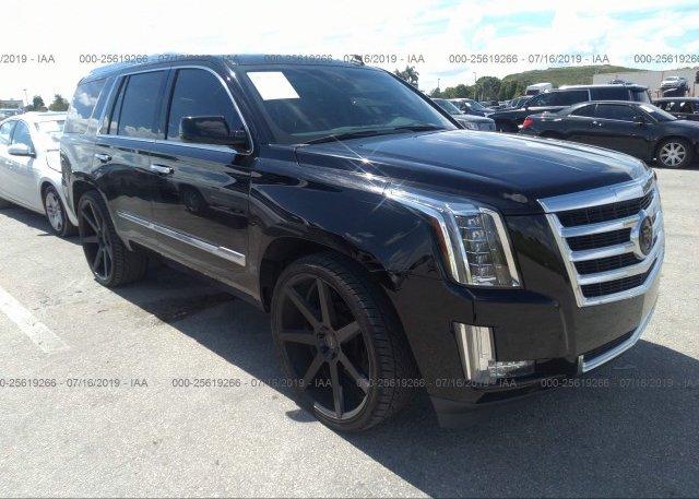 Inventory #346294837 2015 Cadillac ESCALADE