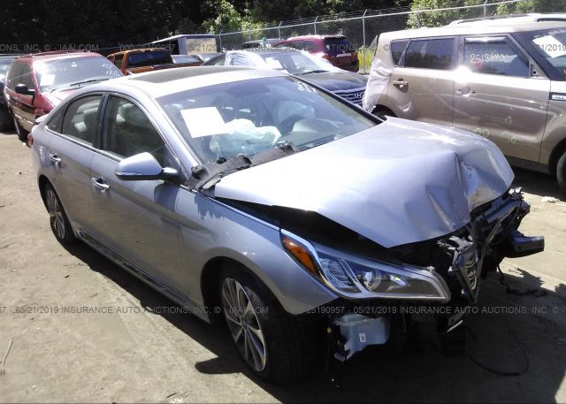 Inventory #298512195 2016 Hyundai SONATA