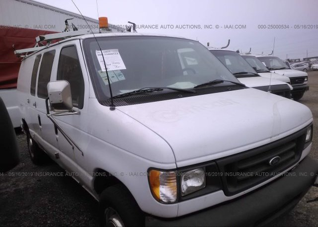 Inventory #196534663 2003 FORD ECONOLINE