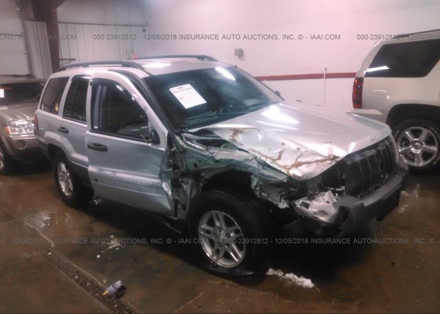 Inventory #464562785 2004 JEEP GRAND CHEROKEE