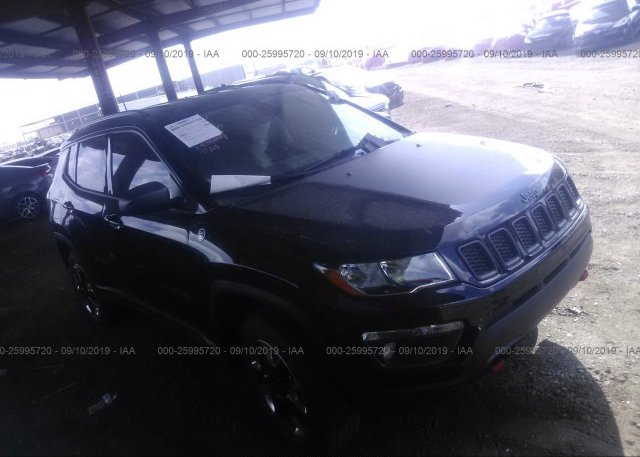 Inventory #252766918 2018 JEEP COMPASS