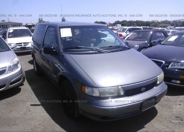 Inventory #641876119 1997 Nissan QUEST