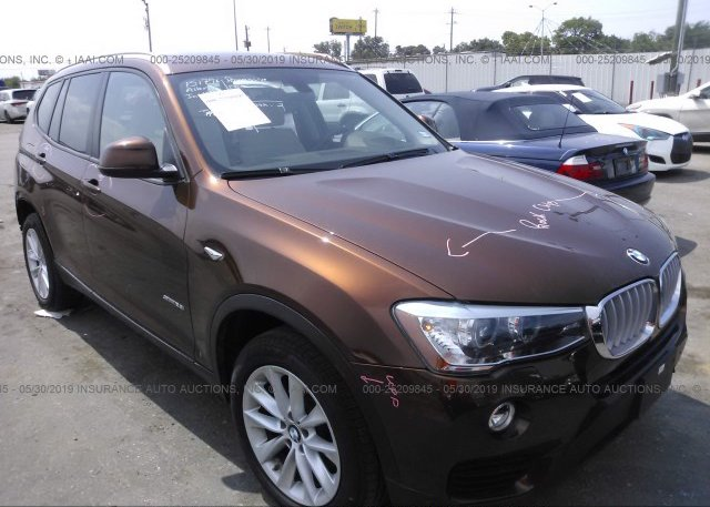 Inventory #468463598 2017 BMW X3