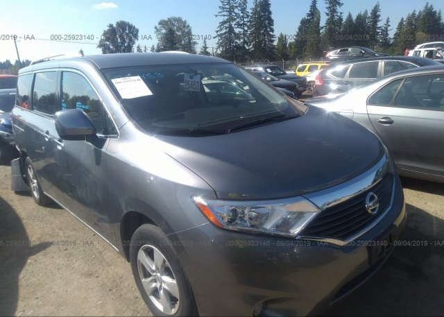 Inventory #356827467 2016 Nissan QUEST