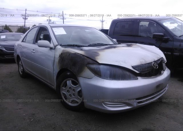 Inventory #412833802 2003 Toyota CAMRY