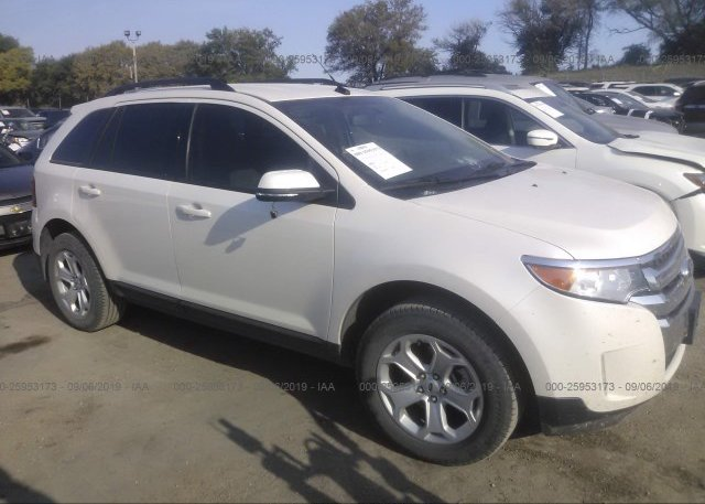 Inventory #998374525 2014 FORD EDGE