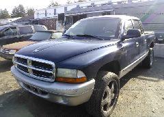 2003 Dodge DAKOTA - 1D7HG48N33S152083 Right View