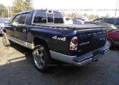 2003 Dodge DAKOTA - 1D7HG48N33S152083 [Angle] View