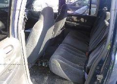 2003 Dodge DAKOTA - 1D7HG48N33S152083 front view