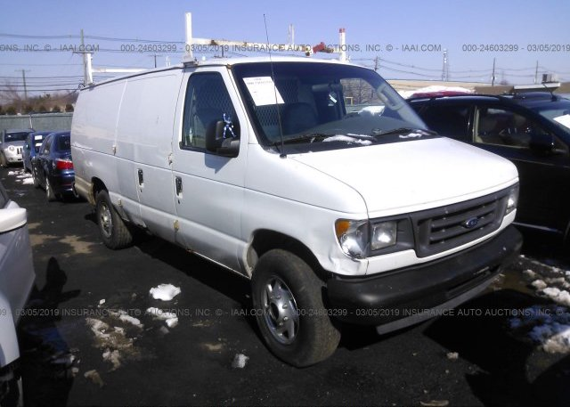 Inventory #585129687 2003 FORD ECONOLINE