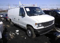 2003 FORD ECONOLINE - 1FTNS24293HA02942 Left View