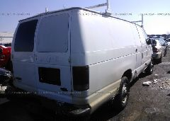 2003 FORD ECONOLINE - 1FTNS24293HA02942 rear view