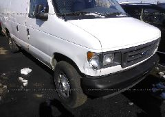 2003 FORD ECONOLINE - 1FTNS24293HA02942 detail view