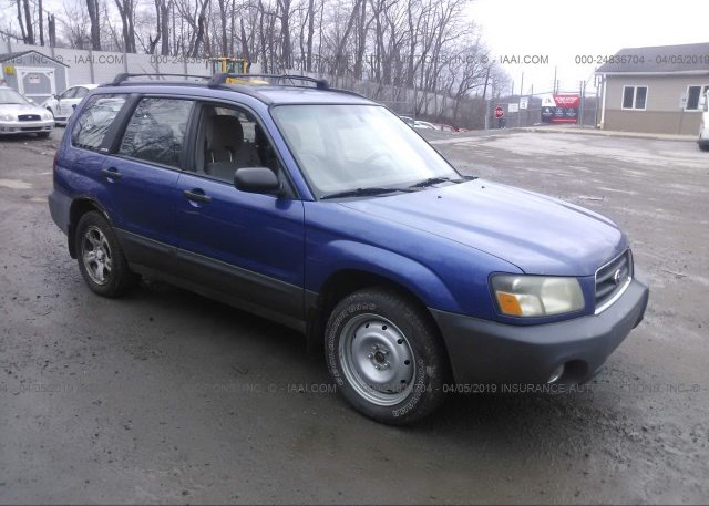 Inventory #563805290 2003 Subaru FORESTER