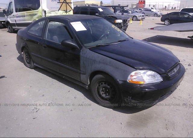 Inventory #587505212 1998 Honda CIVIC