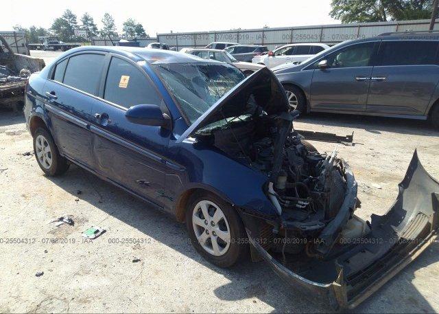 Inventory #292694205 2008 Hyundai ACCENT