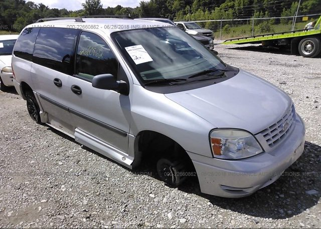 Inventory #266828172 2007 FORD FREESTAR