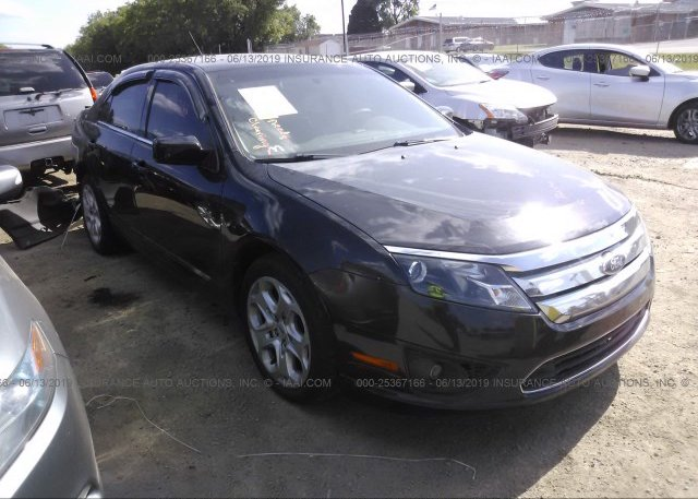 Inventory #399336234 2011 FORD FUSION