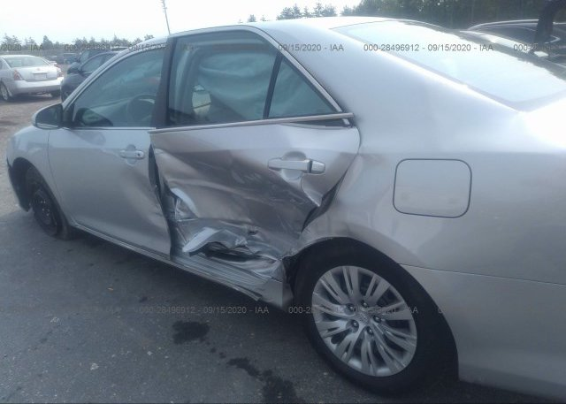 4T4BF1FK8CR227697 2012 TOYOTA CAMRY