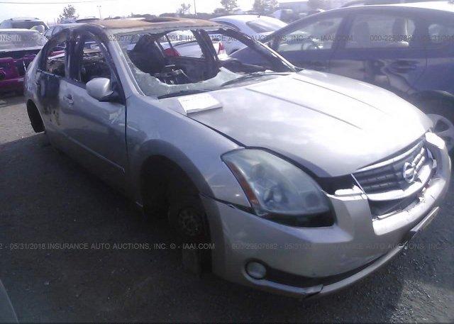Inventory #604447150 2005 Nissan MAXIMA