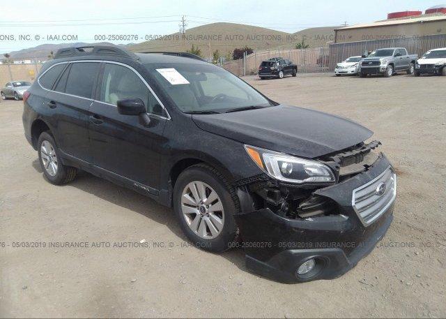 Inventory #996141621 2015 Subaru OUTBACK
