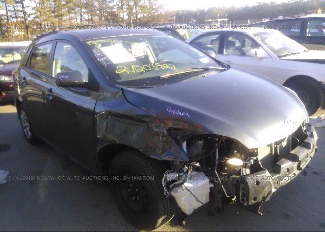 Inventory #531083370 2012 Toyota COROLLA MATRIX