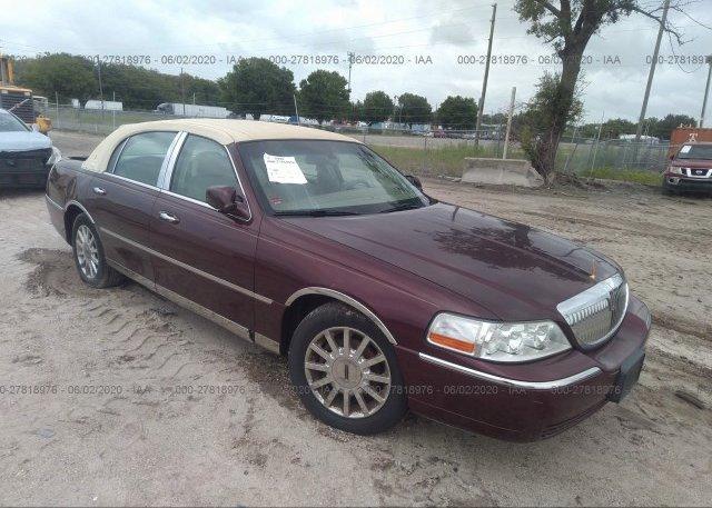 1lnhm81w16y639163 Salvage Lincoln Town Car At Orlando Fl On