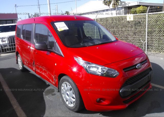 Inventory #583489239 2015 FORD TRANSIT CONNECT