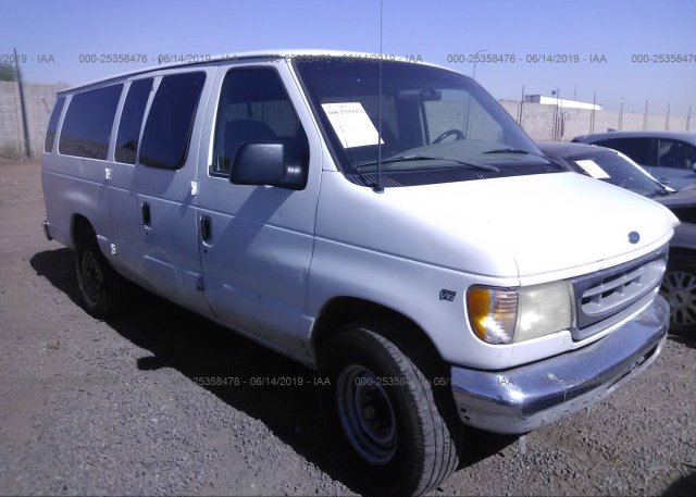 Inventory #456782401 2001 FORD ECONOLINE