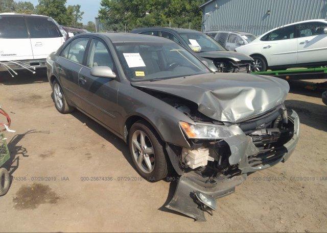 Inventory #501077428 2007 Hyundai SONATA