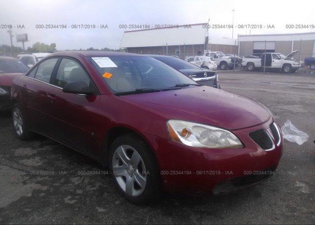 Inventory #507974256 2007 Pontiac G6