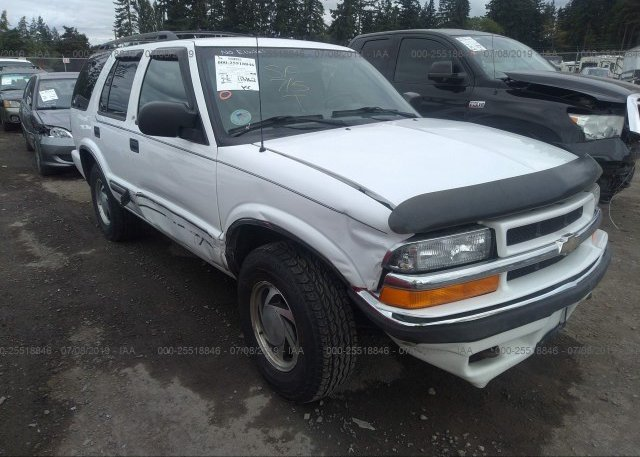 Inventory #434654811 2001 Chevrolet BLAZER