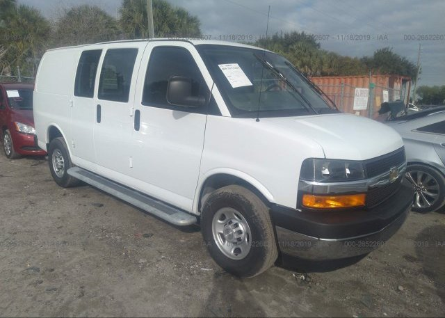 Inventory #929956624 2019 CHEVROLET EXPRESS G2500