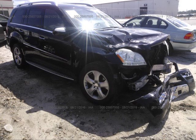 Inventory #670622994 2010 Mercedes-benz GL