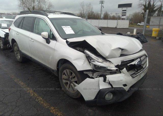 Inventory #428602608 2017 Subaru OUTBACK