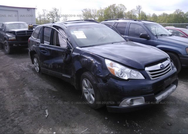 Inventory #500200750 2012 Subaru OUTBACK