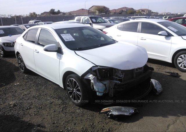 Inventory #733547211 2014 Toyota COROLLA