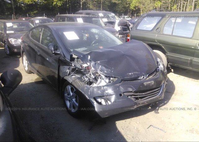Inventory #167307039 2013 Hyundai ELANTRA