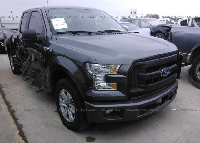 Inventory #926954985 2017 FORD F150