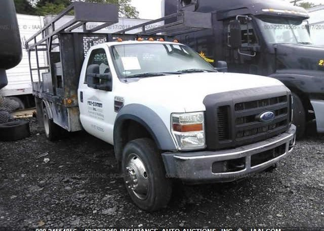 Inventory #330635185 2008 FORD F550