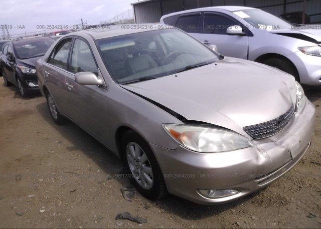 Inventory #272461516 2004 Toyota CAMRY