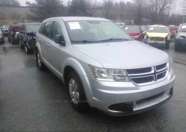 Inventory #128714172 2012 Dodge JOURNEY